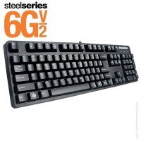 Геймърскa клавиатура SteelSeries 6Gv2