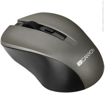 Мишка CANYON Mouse CNE-CMSW1 сив Мишка CANYON Mouse CNE-CMSW1 сив