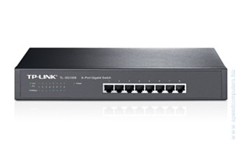 8-port Gigabit Switch TP-Link TL-SG1008 