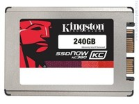"Kingston KC380 SSD 1.8"" 240GB SATA III SSD диск"