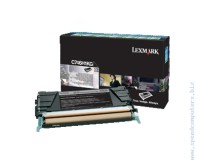 Консуматив Lexmark C746, C748 Black High Yield Return Program Toner Cartridge