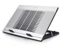 DEEPCOOL Notebook Cooler N9 17 - Aluminium - Silver