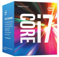 Intel Core i7-7700K 4.2GHz, 8MB, LGA1151 box процесор
