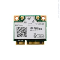 Intel Dual Band Wireless-AC 3160 + Bluetooth M.2 Мрежова карта