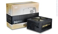 DeepCool DQ1000 1000W 80Plus Gold Modular - захранване