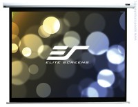 Екран Elite Screen Electric128NX Spectrum White