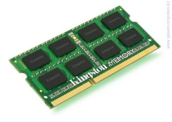 Памет Kingston 2GB DDR3 1333MHz SODIMM CL9 Kingston 2GB SODIMM DDR3 PC3-10600 1333MHz CL9 KVR13S9S6/2