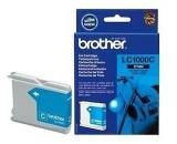 Brother LC-1000C Ink Cartridge for DCP-130/330/540, MFC-240/440/660, DCP-350/560/770, MFC-465/680/885 series за DCP-130/330/540, MFC-240/440/660, DCP-350/560/770, MFC-465/680/885 series