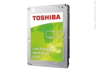 Твърд диск Toshiba E300 - Low-Energy 2TB (5700rpm, 64MB) bulk