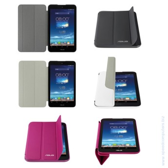 Калъф ASUS MeMO Pad 8 TriCover (ME180) RED  ASUS TRICOVER ME180A RED