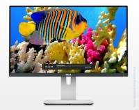 "Dell U2414H 23.8"" Full HD LED IPS Full HD монитор"