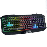 GENIUS K215 Scorpion Gaming Black Геймърска клавиатура