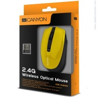CANYON Mouse CNS-CMSW5Y Yellow Мишка
