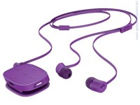 HP H5000 Neon Purple Bluetooth Headset, J2X02AA Слушалки лилави