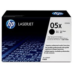 HP 05X Black Dual Pack LaserJet Toner Cartridges HP LaserJet P2055