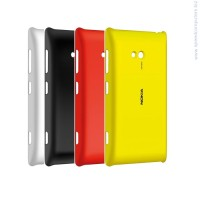 NOKIA Wireless Charging CC-3064 for Lumia 720 бял