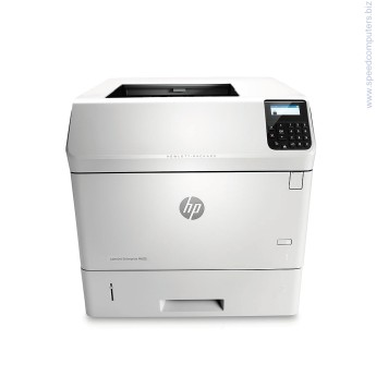 Лазерен принтер HP LaserJet Enterprise M605n Натоварване, стр./месец  Up to 225 000 pages (A4), Recommended monthly page volume: 5000 to 16000