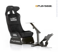 Playseat WRC Геймърски стол черен World Rally Championship edition