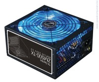 Zalman ZM-500TX 500W 80+ Blue Led Fan Захранване