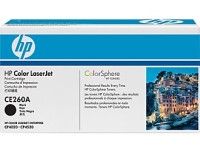 HP Color LaserJet CE260A Black Print Cartridge