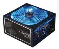 Zalman ZM-600TX 600W 80+ Blue Led Fan Захранване