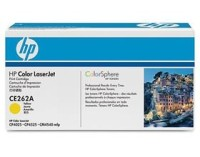 Консумаив HP Color LaserJet CE262A Yellow Print Cartridge