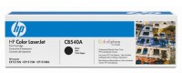 HP Color LaserJet CB540A Black Print Cartridge with ColorSphere Toner (CP1215, CP1515N) 2200pages
