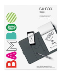 Wacom Bamboo Smart folio with gadget pocket