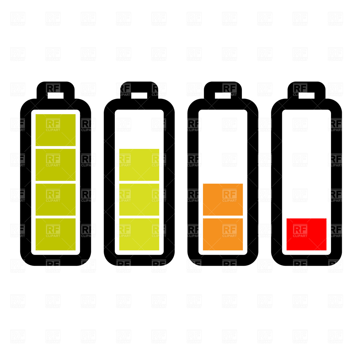 level-of-the-battery-charge-icons-Download-Royalty-free-Vector-File-EPS-3201