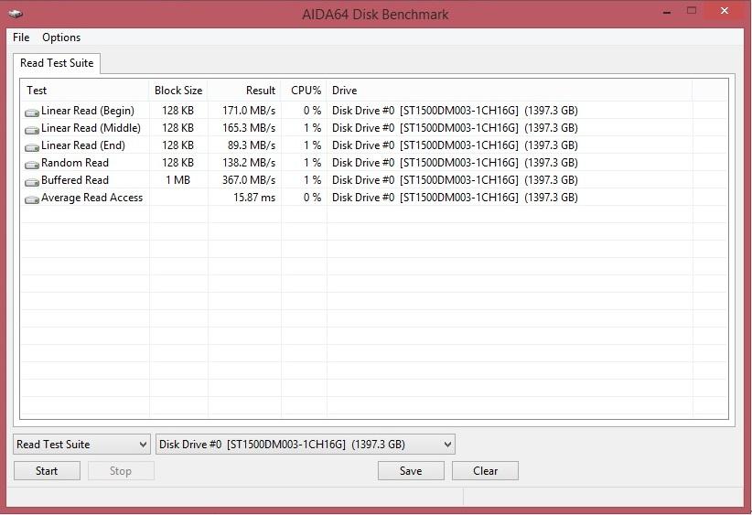 Speed Game Pro I HD7870 aida hdd test