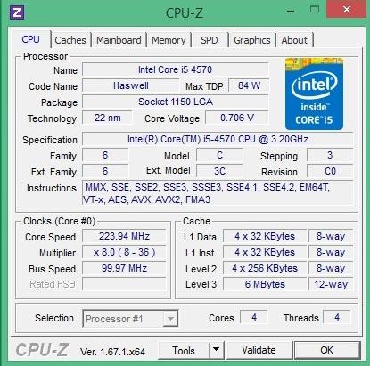 Speed Game Pro I HD7870 cpi-z main