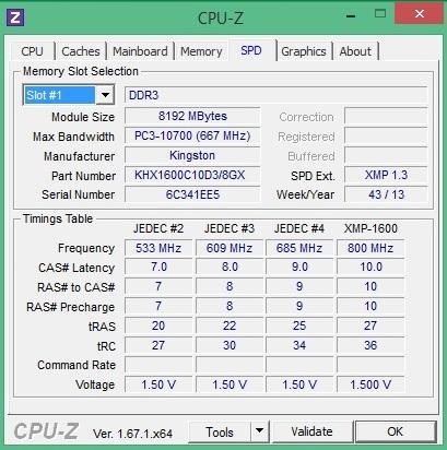 Speed Game Pro I HD7870 cpi-z spd