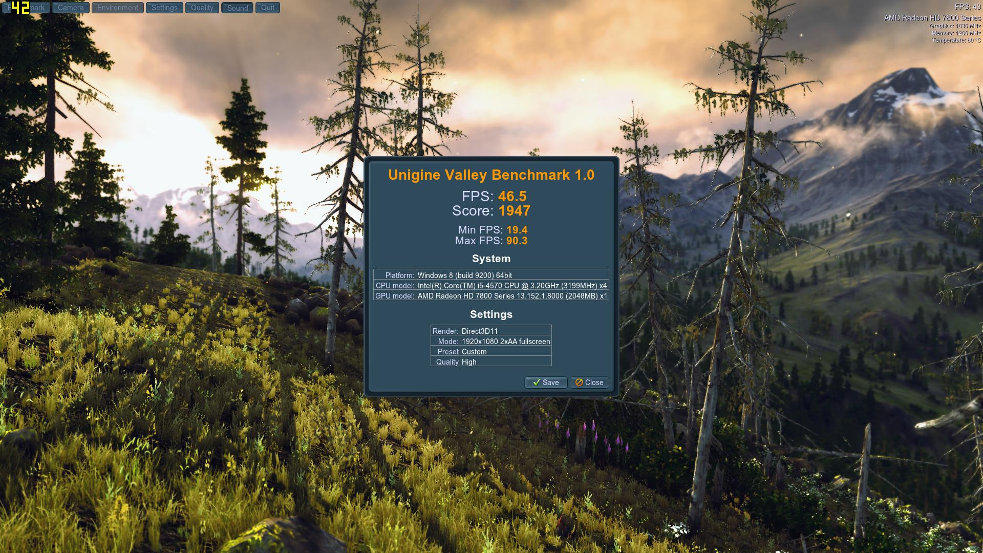 Speed Game Pro I HD7870 Valley High2AA