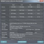 N550JK cache and memory test