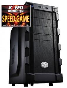 Промо компютър SPEED HOME IV за игри  - No 3 в Топ 5 компютри