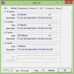 Acer Aspire VN7-791 cpu-z caches