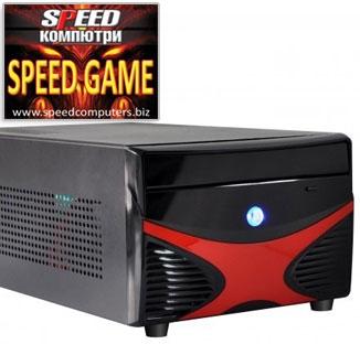 Топ 5 настолни компютри Мини компютър SPEED Slimline Game Tornado i3 Rev.