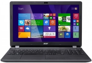 Топ 10 лаптопи - Лаптоп Acer Aspire ES1-512 C81M N2840 NX.MRWEX.036