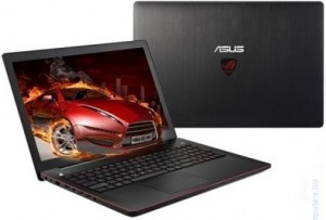 Топ 10 лаптопи - Лаптоп ASUS G551JK-CN010D ROG i5-4200H GTX 850M