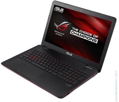 Геймърски лаптоп ASUS G551JW-CN009D i7-4720HQ