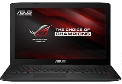 Геймърски лаптоп ASUS GL552JX-CN030D i7-4720HQ GTX 950M