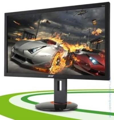 Геймърски монитор Acer Predator XB270HAbprz 27 144Hz Full HD G-Sync от Спийд Компютри