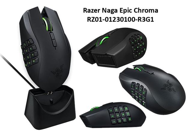 Мишка Razer Naga Epic Chroma RZ01-01230100-R3G1