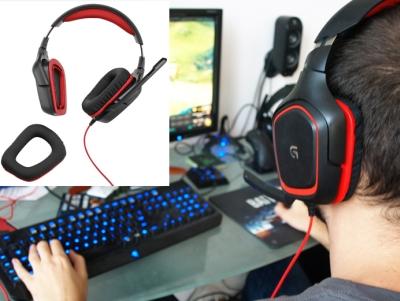 Геймърски слушалки Logitech G230 Gaming от Спийд Компютри - всичко за перфектния гейминг