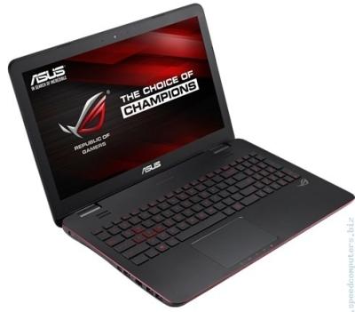 Мощен лаптоп ASUS G551JW-CN009D i7-4720HQ за игри и бизнес графика с 4 подаръка от Спийд Компютри