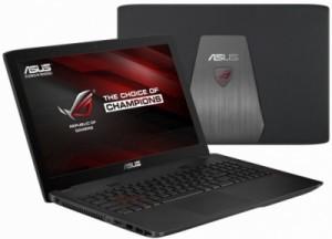 Мощен геймърски лаптоп ASUS GL552JX-CN030D i7-4720HQ GTX 950M на супер цена от Спийд Компютри