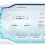 Speed GTX SkyLake 3DMark Vantage xtreme 1200p