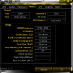 Speed GTX SkyLake AIDA cpu-z memory