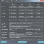 Speed GTX SkyLake Memory Cache
