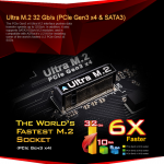 Speed GTX SkyLake Ultra M.2 port